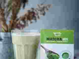 Matcha Mix Minuman Sehat dan Halal