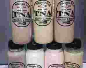 TNA milkshake