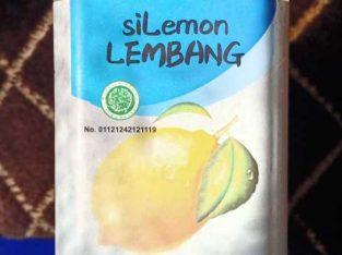 Sari Lemon murni siLemon Lembang
