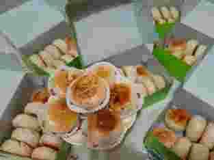 Kue Pia Khas Bogor
