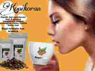 Kopikoran,  kopi gunung manglayang