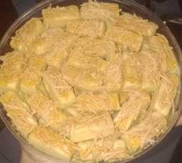 kue kering keju