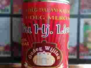GUDEG MERCON BU LIES 1993 ( Gudeg & Daging Sapi Pe