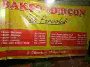 bakso mercon cah purwodadi