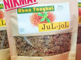 Jual Abon ikan Tongkol
