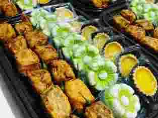 Aneka kue Rapat & Snack kotak rapat kantor