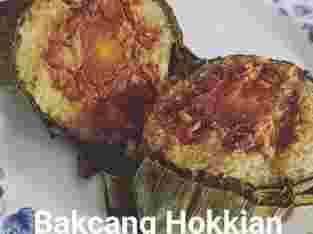 Bakcang Hokkian, lumpia khas Semarang, lumpia basa