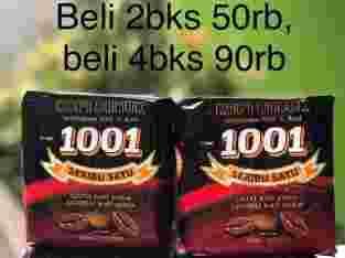 Kopi Robusta asli 100% cap 1001 terkenal di Bengku