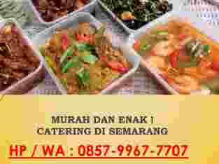 CATERING ENAK DI SEMARANG UTARA, O857-9967-7707