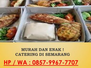CATERING ENAK DI SEMARANG TENGAH, O857-9967-7707