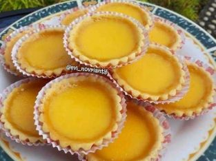 Kue Pie Susu