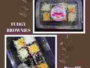 Fudgy Brownies 20×20
