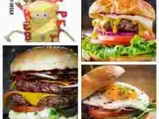 Burger Bakar Krebby Patty