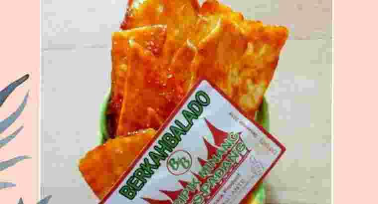 Keripik Singkong Balado BBsnacks