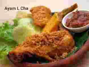 Ayam L Cha Banyuwangi
