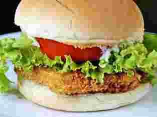 Chicken burger Jawara