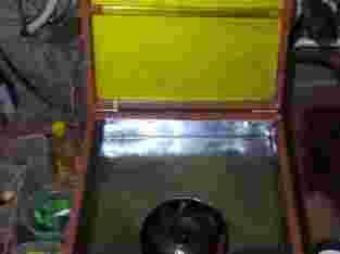 Di jual lengkap mesin + Box arum manis siap jualan