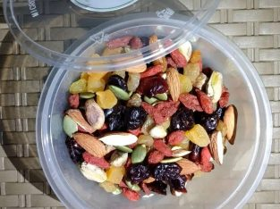 Mixed Dried Fruit (7 in 1), 130 gr
