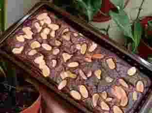 Brownies Almond