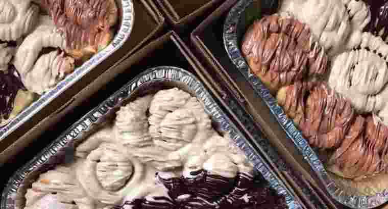 Korean Sweet Dessert – Terima Pesanan Kue