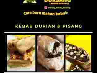 Kebab Durian & Pisang