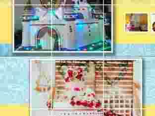 Wedding cake ( kue pengantin)