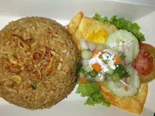 Nasi Goreng Ayam Petai