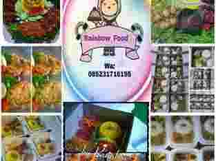 Rainbow_food ~Ayam geprek ~Nasi campur ~Nasi kuning ~Nasi kotak ~Tumpeng