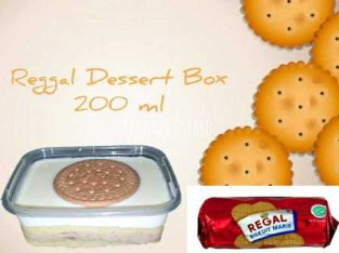 Reggal Dessert Box 200 ml
