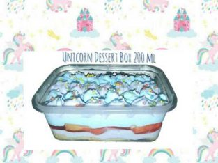 Unicorn Dessert Box 200 ml