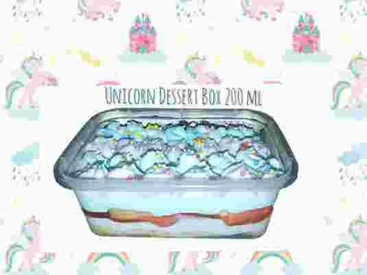 Unicorn Dessert Box 200 ml