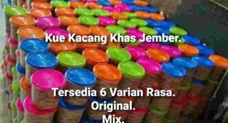 Distributor Kue Kacang Khas Jember