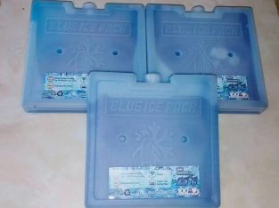 Ice Pack Kotak Blue Ice Gel Pack Pengganti Dry Ice