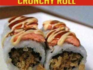 homemde sushi by HIROSHIMA
