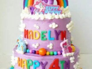 Cake Kue tart ulang tahun murah meriah