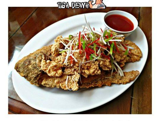 Chinese Food Tiga Dewa