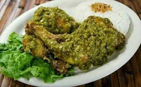 masakan Minang asli