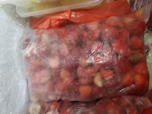 Agen Strawberry beku, strawberry murah, grosir