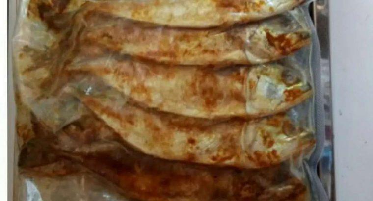 Jual Ikan Asin peda merah Super Mantap
