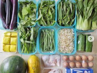 Supplier Sayur Segar, buah dan sembako