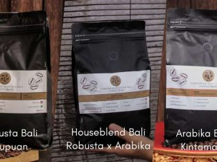 Supplier biji kopi Robusta, Arabika Bali Kintamani