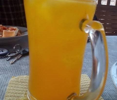 Ayam Goreng Komplit Tahu Tempe + Minuman