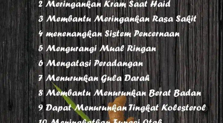 distributor grosir jahe gajah Surabaya termurah
