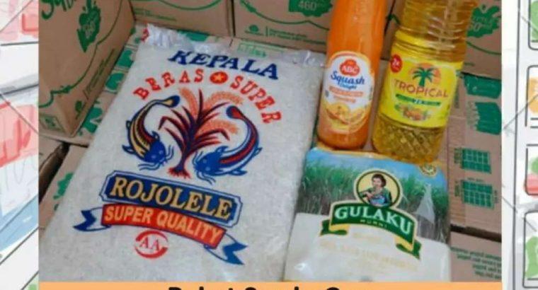 Distributor Paket Sembako Lebaran