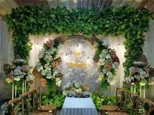 Paket pernikahan hotel / rumah / wedding /katering