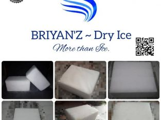 Agen Supplier Dry Ice & Styrofoam Box