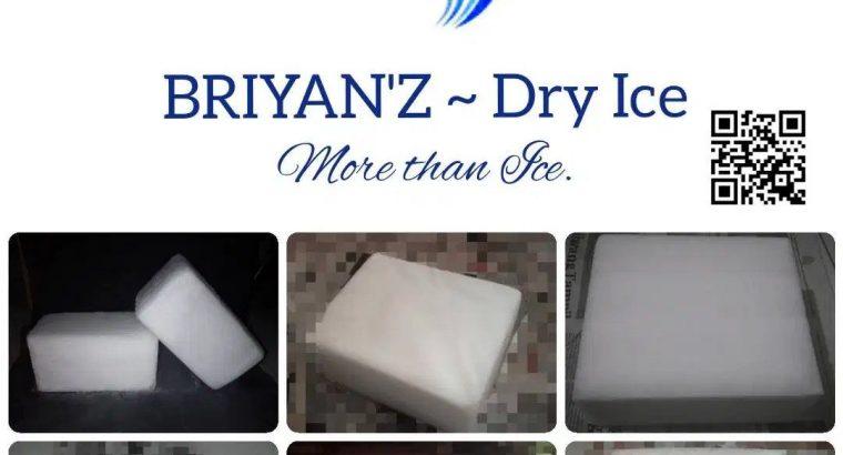 Agen Supplier Dry Ice & Styrofoam Box