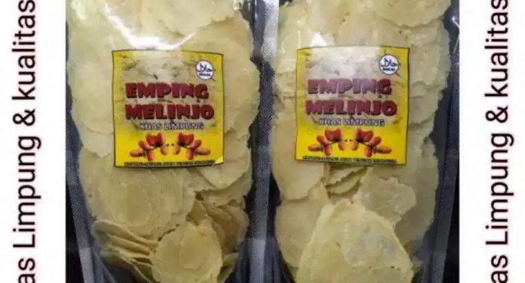 Emping Melinjo Asli Khas Limpung & asli 100%