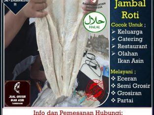 Grosir Jual Ikan Asin Jambal di Tangerang