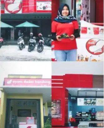 Waralaba Ayam Dadar Bandung